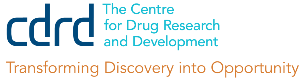 The Centre for Drug Research and Development Logo